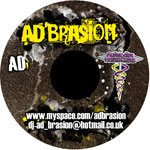 Ad Brasion Promo DJ Mix - CD Printing Duplication