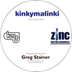 Kinky Malinki Promo DJ Mix - CD Printing Duplication