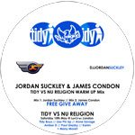 Nu Religion and Tidy Promo DJ Mix - CD Printing Duplication