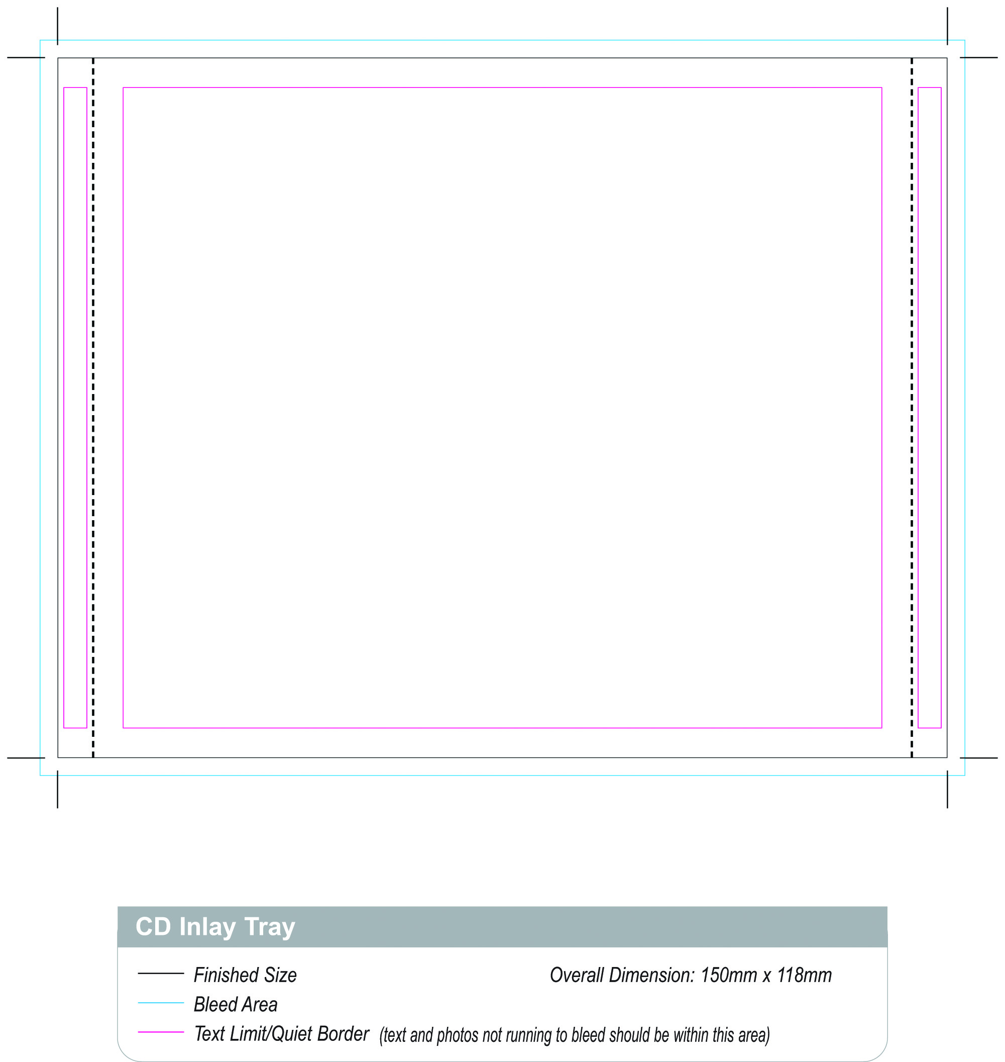 Cd dvd design templates demomaster cd printing uk dvd for Jewel case inserts template