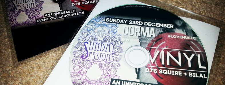 Sunday Sessions Vs Vinyl