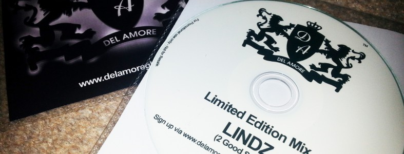 Del Amore Limited Edition Mix by Lindz