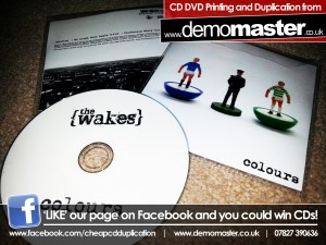 The Wakes - Colours EP