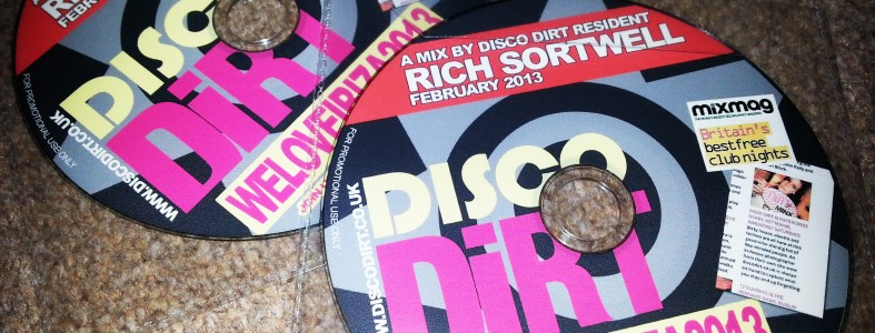 Disco Dirt Promo Mix by Rich Sortwell
