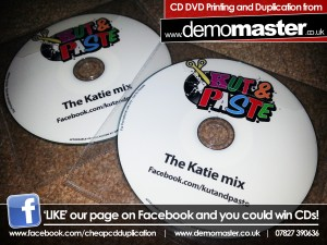 Kut & Paste - The Katie Mix