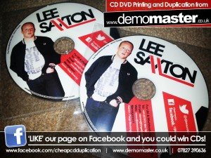 Lee Saxton Promo Mix 2013