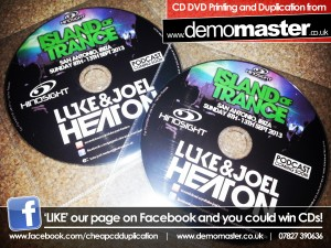 Luke & Joel Heaton - Island of Trance 2013 Promo Mix