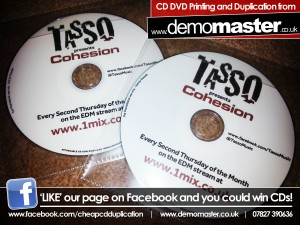 Tasso presents Cohesion