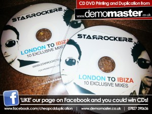 StarRockers - London to Ibiza