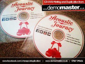 Acoustic Journey EP
