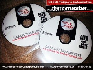 Trick or Treat - Casa DJ's November Mix 2013