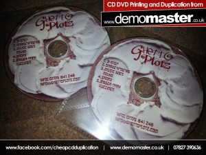 Ghetto Plotz EP