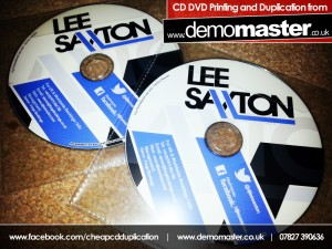 Lee Saxton Promo Mix