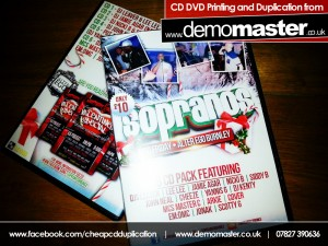 Sopranos Mad Friday 2013 CD Event Pack