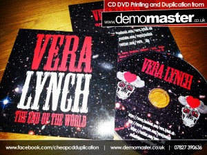 Vera Lynch - End Of The World