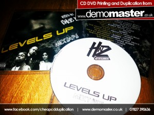 HNZ Entertainment - Levels Up Mixtape hosted by Snye B