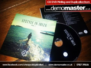 Lifestyle In Ibiza Vol.1 mixed by Guy Garrett