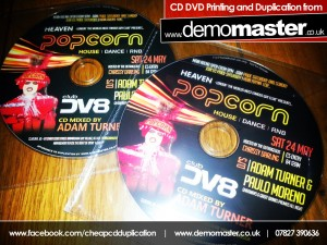 Popcorn @ Club DV8 mixed by Adam Turner