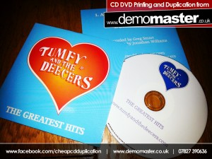 Tumfy and the Deecers - The Greatest Hits