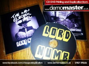 Lord Numb - The New Electric Gospel