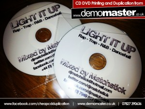 Light It Up mixed by Matchstick