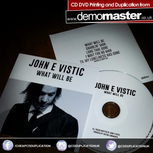 John E Vistic - What Will Be