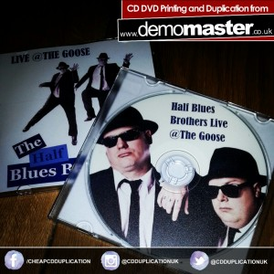 Half Blues Brothers Live @ The Goose