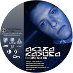 Akira Karosa Promo DJ Mix - CD Printing Duplication