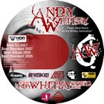 Andy Whitby Promo DJ Mix - CD Printing Duplication