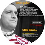 Simon Qudos Promo DJ Mix - CD Printing Duplication