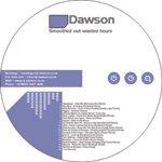 Dawson Promo DJ Mix - CD Printing Duplication