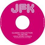 JFK Promo DJ Mix - CD Printing Duplication