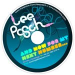 Lee Pasch Promo DJ Mix - CD Printing Duplication