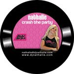 Nathalie Promo DJ Mix - CD Printing Duplication