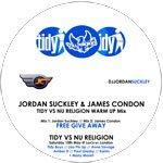 Nu Religion and Tidy Promo DJ Mix - CD Printing Duplication