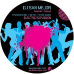 DJ San Mejor Promo DJ Mix - CD Printing Duplication