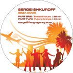 Sergei Shkuroff Promo DJ Mix - CD Printing Duplication