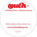 Touch Clubbing Promo DJ Mix - CD Printing Duplication