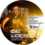 Will Watson Promo DJ Mix - CD Printing Duplication