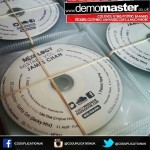 CD Printing CD Duplication Less 20% ink