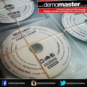 CD Printing Duplication Less 20% ink