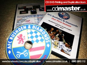 DVD Printing 100% Ink Coverage