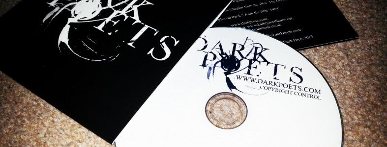 Dark Poets EP CD Printing Duplication