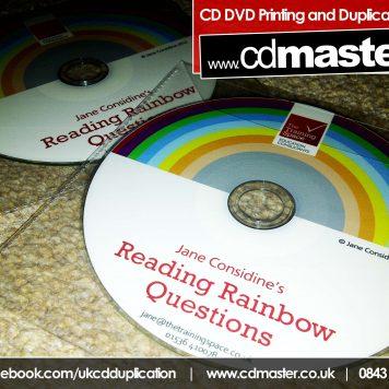 DVD Printing - 50% Ink Coverage