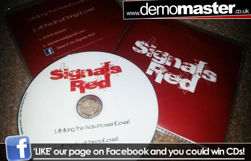 Signals Red - Covers EP