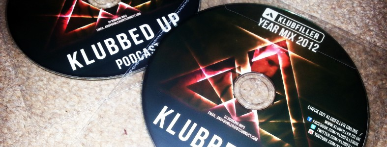 Klubfiller Year Mix 2012 - Klubbed Up Podcast