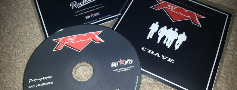 FM - Crave (Radio Mix) Single Promo