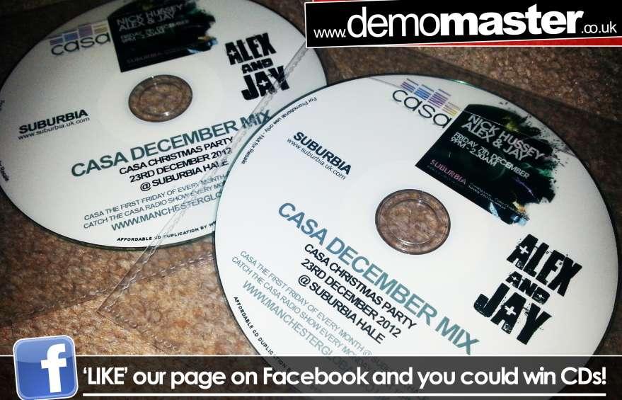 Alex & Jay Casa Christmas Mix