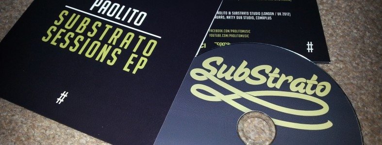 Paolito - Substrato Sessions EP