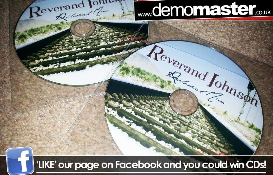 Reverand Johnson - Railroad Man